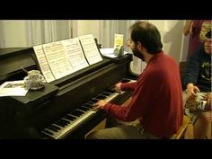 Video Game Music - Ghosts n' Goblins theme. Performed as sight-read by the amazing Tom Brier in ragtime form.   I just got a new piano...for free...(yes it is awesome!)...and hope to practice enough to play some awesome video game/cartoon themes! n_n 1st up...of course songs from the Castlevania series! =3