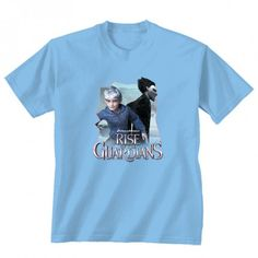 Rise of the Guardians, Jack Frost & Pitch - Juvenile Tee $18.99