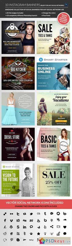 Instagram Banners 11331371