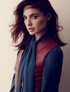Gal Gadot in FASHION Magazine - August 2015 by David Roemer