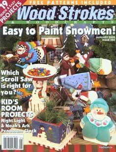 Wood Strokes 50-Vol.09-02-Dec 2001-Jan 2002 - Nadieshda N - Picasa Web Albums...THIS IS A FREE MAGAZINE!!