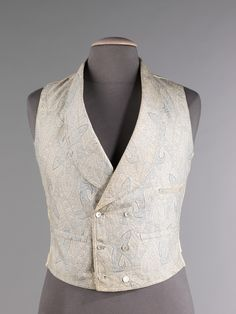 1860. American. Cotton, mother-of-pearl. metmuseum