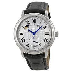 Men's Wrist Watches - Raymond Weil Mens 2839STC00659 Maestro Silver Dial Watch >>> Read more reviews of the product by visiting the link on the image. (This is an Amazon affiliate link)