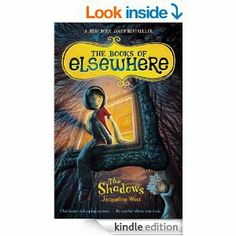 Amazon.com: The Shadows: The Books of Elsewhere: So far, just over halfway through this book and it's not too scary, but there's plenty of adventure.  I can see this being a read-aloud book for Sarah.