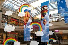 mall decoration - Google Search