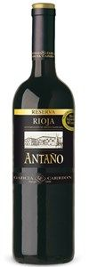 Rioja Antano Reserva from Spain. A full-bodied red wine blend of Pempranillo, Grenache, Graciano and Mazuelo. Fun Drinks, Alcoholic Drinks, Spanish Red Wine, Full Bodied Red Wine, Red Blend Wine, Braised Lamb Shanks, Types Of Wine, Braised Beef, Wine Reviews