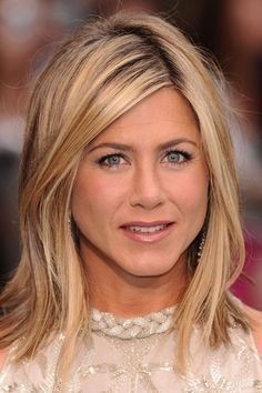 Jennifer Aniston hair...going for this once i get all grown out