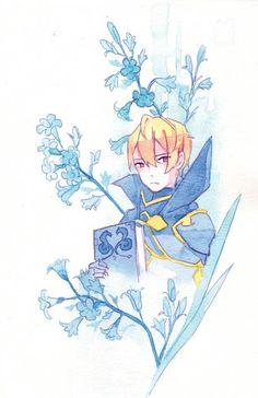 Fire Emblem Fates. Leo