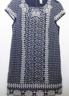 Kup mój przedmiot na #vintedpl http://www.vinted.pl/damska-odziez/krotkie-sukienki/13424882-granatowa-sukienka-mini-hafty-trapezowa-litera-a-boho-hippie-floral