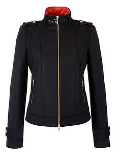 Armani Jeans Military Jacket