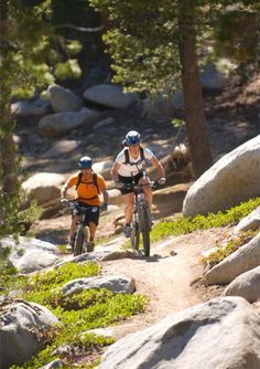 6. Tahoe Rim Trail—California/Nevada