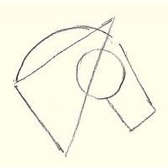 Here's How to Draw a Horse Head