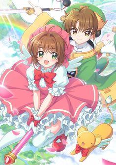 Fondos de pantalla anime - sakura card captor