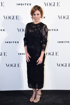 Blanca Suárez in Dolce & Gabbana S15 (Look 51)