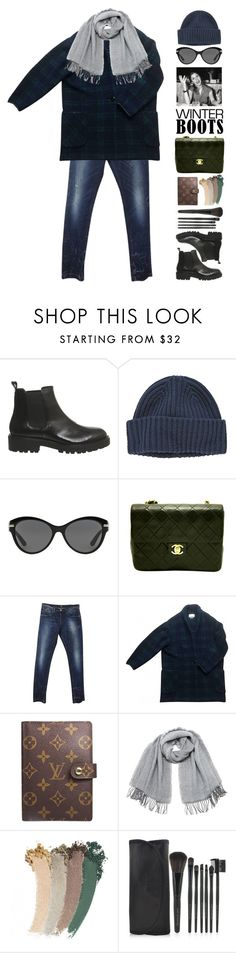"""""""Untitled #388"""" by mathildejohannessen ❤ liked on Polyvore featuring Vagabond, Jack Wills, Versace, Chanel, Dolce&Gabbana, Étoile Isabel Marant, Louis Vuitton, Vero Moda, Gucci and winterboots"""