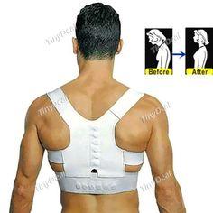 Magnet Therapy Posture Correcteur épaule magnétique Retour Brace Ceinture Gilet Unisex pour homme femme HHI-485885