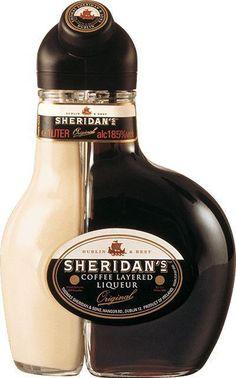 Шеридан ликер Liquor Drinks, Cocktail Drinks, Beverages, Cocktails, Dublin, Welcome Drink, Liqueur, Vodka, Whiskey