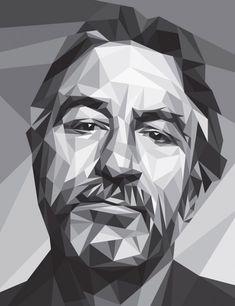 Geometric Illustration #geometricart #art http://www.keypcreative.com/