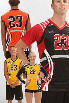 The Vertigo Fully customized Sublimated Volleyball Jersey offered in a Mens and Women's Version