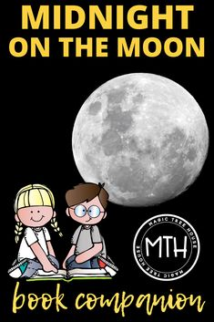 Are your students ready to join Jack and Annie on an adventure through time in the Magic Tree House? This book companion contains comprehension questions for each chapter of Midnight on the Moon. It also includes vocabulary practice, a book quiz, a sequence of events page, and plenty of graphic organizers to help guide your students through this book. Digital options are included,