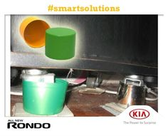Easiest and Cheapest way to stop your bed, desk, chair etc etc from rolling. Just get some aerosol caps and place them under your casters wheels. HEY PRESTO! No more rolling furniture. #smartsolutions #lifehack