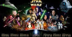 Star Wars - Battle for the BlockChain