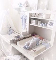 ideas baby room boy decor for 2019 Baby Bedroom, Baby Boy Rooms, Baby Room Decor, Baby Boy Nurseries, Baby Cribs, Nursery Room, Kids Wall Decor, Baby Room Design, Baby Furniture