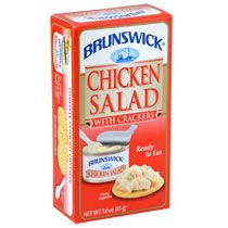 Brunswick Chicken Salad with Crackers, 3 oz. Canned Chicken, Chicken Salad, Little Free Pantry, Mcdonalds Gift Card, Vintage Indian Motorcycles, Motorcycle Types, Women Motorcycle, Snack Recipes, Snacks