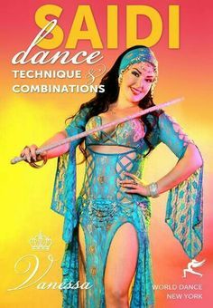 Saidi Dance Technique with and without the cane for belly dancers - folkloric style Arabic dance. An open-level belly dance program by Vanessa of Cairo. Belly Dancer Costumes, Belly Dancers, Dance Costumes, Belly Dancing For Beginners, Belly Dancing Classes, Dance Outfits, Dance Dresses, Dance Baile, Dance Technique