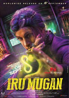 Iru Mugan Poster