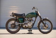 1963 Triumph Bonneville 650