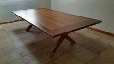 Bamboo boardroom table