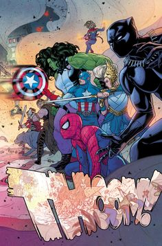 War of the Realms: First Pages Revealed