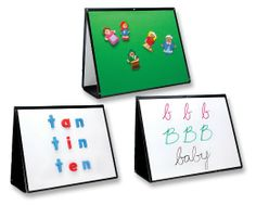Amazon.com: Educational Insights 3-In-1 Portable Easel: Office Products