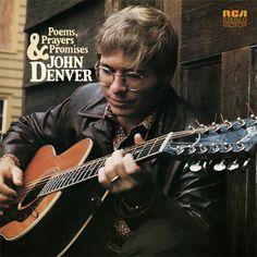 John Denver - Poems, Prayers & Promises on 180g Vinyl LP (RCA Orange Colored…