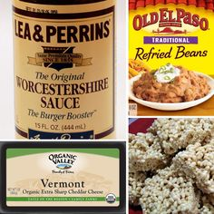 These foods are surprisingly not #vegetarian.  For folks who are interested...vegetarian or not--I don't know why anyone would want to eat gelatin....or rennet, for that matter.  Gaa-ross. #GoVeg!
