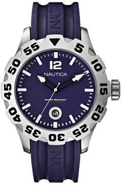 Zegarek męski Nautica A14615G - sklep internetowy www.zegarek.net Rolex Watches, Accessories, Jewelry Accessories