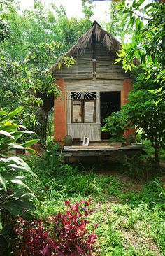 A tiny house in Thailand