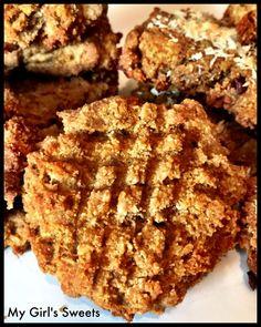 Sunbutter Cookies (Sugar Detox/Gluten Free)