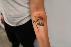 How Bang Bang Mastered Floral Tattoos.