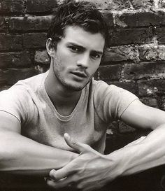 "James ""Jamie"" Dornan, the 31-year-old Northern Irish actor, model & musician, who has been named as the new choice to become Christian Grey in the movie version of 50 Shades of Grey."