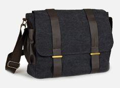 Canvas shoulder bag / Briefcase / Backpack / Messenger / Laptop / Men's Bag / Women's bag / travel bag / handbag / shoulder Cades Graduation present Mk Handbags, Leather Handbags, Leather Bag, Puppy Backpack, Style Sportif, Animal Bag, Mk Purse, Mk Bags, Canvas Shoulder Bag