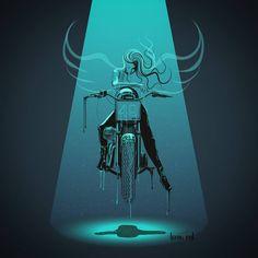 Wip #hamerred Director @ironic88 Starring @shiraleecoleman Pc @gasolinemotorco @steelandstitchdesign @thunderdolls . . . . . . #drawing #sketch #illustration #art #hyderabad #india #bike #motorcycle #racer #caferacer #motoart #bikerart #biker #rider... Biker Chick, Biker Girl, Sculpture Art, Sculptures, Comic Art Girls, Glass Engraving, Motorcycle Art, My Themes, Art Reference