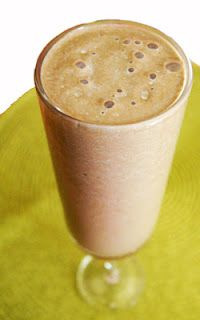 I'd make this Chocolate Avocado Smoothie by adding Chocolate RAW PROTEIN and I'd be set with all my vitamins and nutrients for the day!