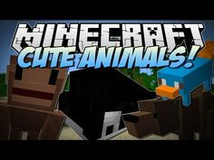 ▶ Minecraft | CUTE ZOO ANIMALS! (Ferocious Bear Attack!!) | Mod Showcase - YouTube
