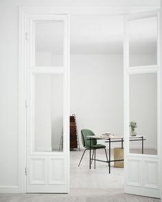 Airy, minimal house