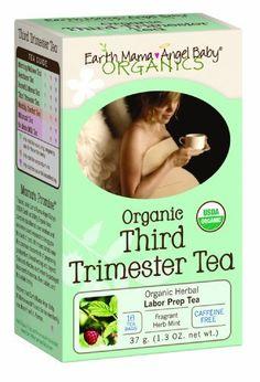Earth Mama Angel Baby Organic Third Trimester Tea, 16 Teabags/Box  (Pack of 3), http://www.amazon.com/dp/B0032AM8IM/ref=cm_sw_r_pi_awdm_gX1PvbHPS7F4Z