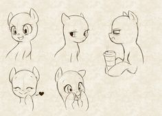 MLP Poses by hikariviny on DeviantArt Drawing Poses, Manga Drawing, Drawing Sketches, Sketching, Animal Drawings, Art Drawings, My Little Pony Drawing, Poses References, Mlp Pony