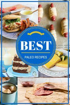 The Best Paleo Recipes // AGirlWorthSaving.net