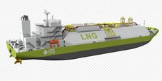 """ICE has developed a """"milk run"""" LNG distribution tanker with a cargo capacity of cubic meters. Lng Carrier, Tanker Ship, Hydrogen Fuel, Boat Projects, Army Vehicles, Boat Stuff, Floating House, Navy Ships, Black Sea"""